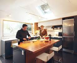 lauren and kyle u0027s sleek warm seattle kitchen kitchn