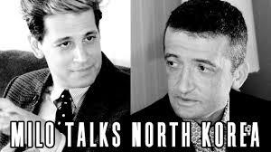 milo meets michael malice on north korea youtube