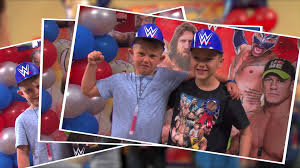 party city halloween games wwe party ideas youtube