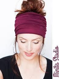 burgundy headband 118 best headbands images on headband wide
