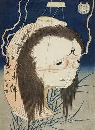 goblins ghosts and ghouls in japanese prints
