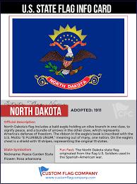 Meaning Of American Flag Happy Birthday Dakota U0027s North Dakota U0026 South Dakota U2014 Custom Flag