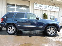 cherokee jeep 2005 shoreline auto sales over 60 jeeps in stock daily