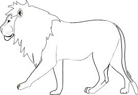 coloring page lion lion coloring pages lion pictures coloring pages for kids 14853