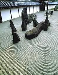 Rock Garden Kyoto Autumn In The Zen Temple Temple Kyoto And Japan