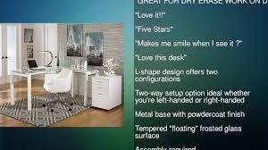 Ashley Desks Home Office by Ashley Furniture Signature Design Baraga Home Office Desk