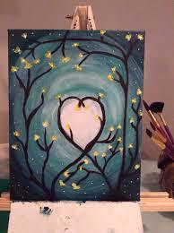 easy acrylic painting ideas for beginners decor poobqid
