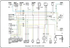 astounding honda ch125 wiring diagram photos best image engine