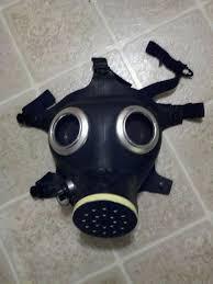 Gas Mask Costume Empty Child Costume