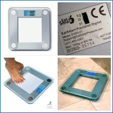 Eatsmart Digital Bathroom Scale by Eatsmart Precision Digital Bathroom Scale Ends March 24 A