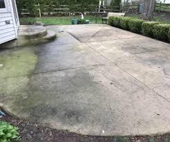 Cement Patio Sealer Roof Painted Cement Patio Wonderful Concrete Roof Sealer Rare