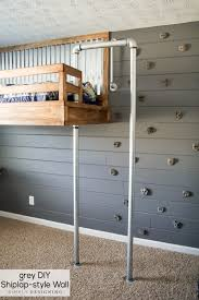 Painted Shiplap Walls Awesome Non White Shiplap Decorating Ideas The Weathered Fox
