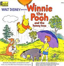 Winnie The Pooh Photo Album Walt Disney Winnie The Pooh And The Honey Tree Us Vinyl Lp Album