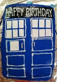 tardis birthday cake u0026 math a thon addled adventures