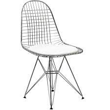 eames eiffel dkr style wire chair u2013 poly bark