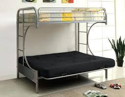 Futon Bunk Bed Wood Metal Futon Metal Futon Bed Wood And Metal Futon Assembly