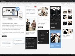 responsive design joomla 20 best free responsive joomla templates