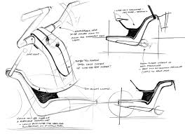 sketches bicycle design