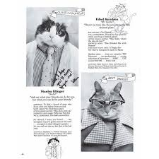 cat high yearbook cat high the yearbook chronicle books feline novelty pets