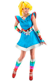 Plus Size Halloween Costumes Plus Size Rainbow Brite Costume Plus Size Plus Size