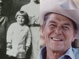 ronald reagan haircut can you recognize these baby photos of american presidents