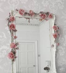 21 ideas for home decorating with mirrors shabby chic mirror