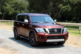 nissan armada 2017 engine 2017 nissan armada review autoguide com news