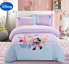 Minnie Mouse Bedspread Set Online Get Cheap Baby Minnie Mouse Bedding Aliexpress Com