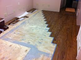 Resilient Plank Flooring New Basement Studio Page 3 Official Prs Guitars Forum