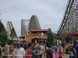 El Toro Roller Coaster Six Flags Theme Park Archive Six Flags Great Adventure 2013