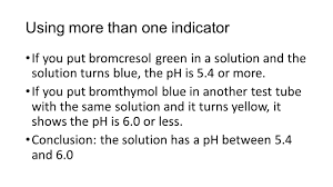 aim how to determine if a solution is acidic basic or neutral