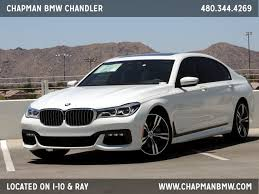 chapman bmw 2018 bmw 7 series 750i sedan 480023 chapman bmw