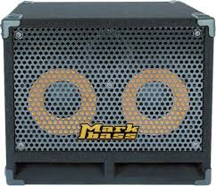 8 ohm bass speaker cabinet markbass standard 102hf 2x10 quot bass cabinet speaker