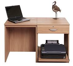 Small Laptop And Printer Desk Home Office Furniture Uk Small Laptop Printer Table Childs