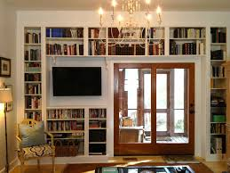 interior engaging home library office design floating wooden