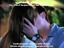 imagenes de amor en ingles español un amor para recordar only hope subtitulos español inglés youtube