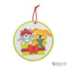 tails ornament craft kit trading discontinued
