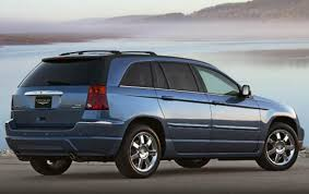 2007 chrysler pacifica information and photos zombiedrive