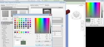 revit learning club how to get a color from your screen into a