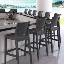 oak swivel bar stools with arms solid oak bar stools solid oak bar