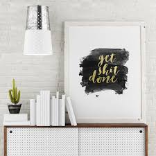 Wallpaper For Cubicle Walls by Gold Foil Gsd Paint Swoosh Free Printable Lovely Freebies