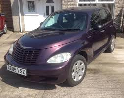 chrysler pt cruiser 2 4 classic edition mileage 37439 only 950