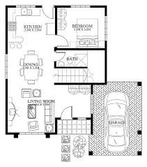 modern home design floor plans modern house design with floor plan homepeek