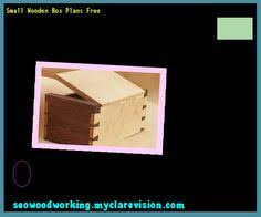 Woodwork Wooden Box Plans Small - simple small wooden box plans 214924 woodworking plans and