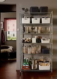 Como Tener Una Fantastica Alacena Ikea Con Un Estante Alacena De Cocina Estanteria De Cocina Estantes 1 999