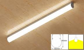 led linear tube lights 24w 36w 48w 60w modern drop ceiling batten led linear tube lights