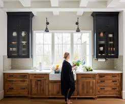modern country kitchen with oak cabinets 5 farmhouse style kitchens with wood cabinets