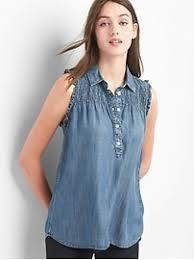 denim clothes for women gap eu