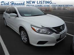 nissan altima for sale yakima white nissan altima in washington for sale used cars on