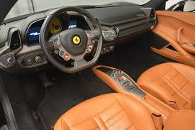 458 Spider Interior 2015 Ferrari 458 Spider Stock 4313 For Sale Near Greenwich Ct